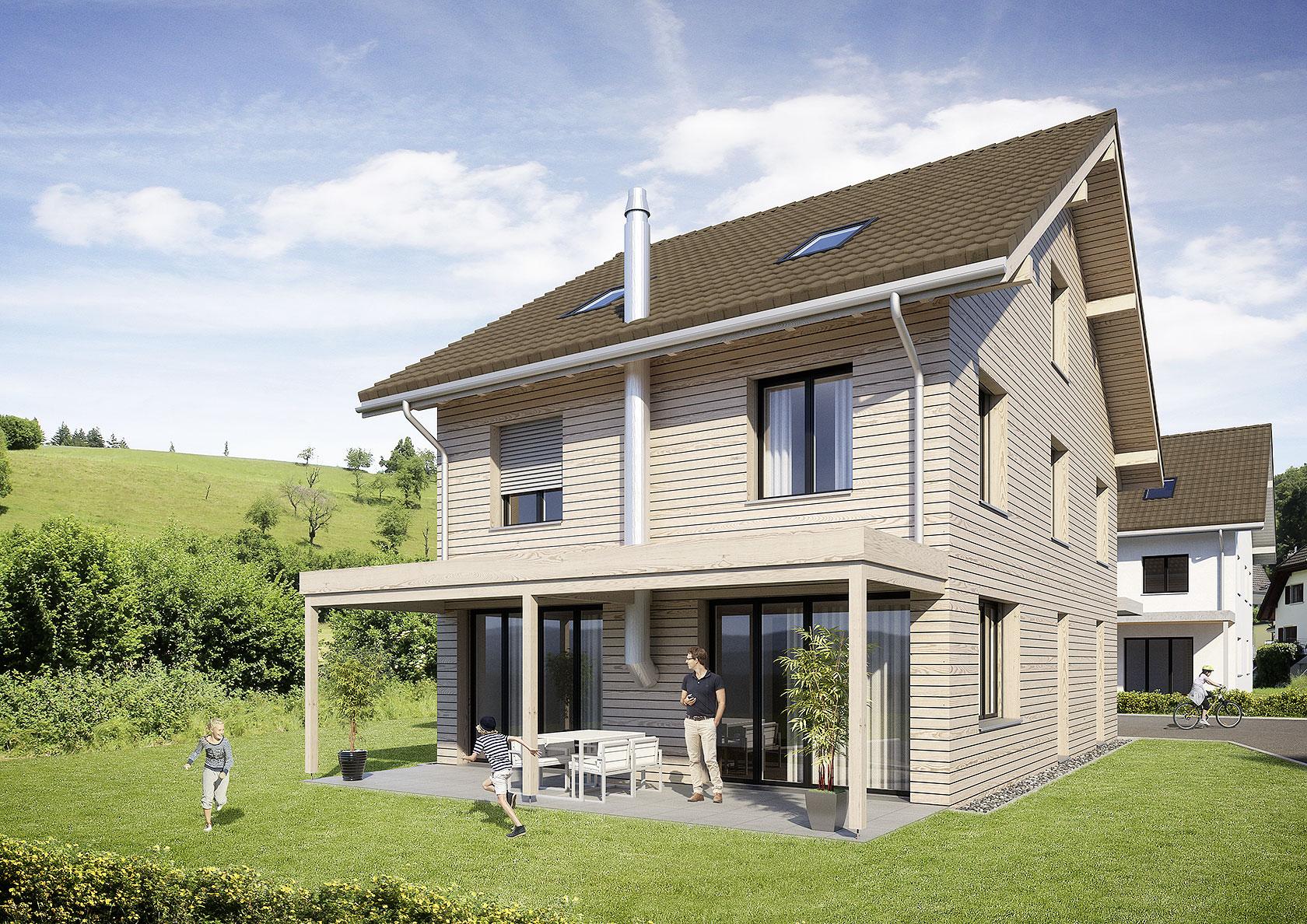Holz berge swiss interactive ag architektur for Visuelle architektur